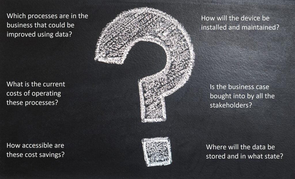 IoT Questions