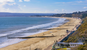 IoT Management Platform Bournemouth Beach